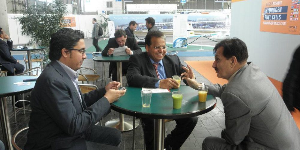 Hannover Germany Biggest Trade Expo 2012