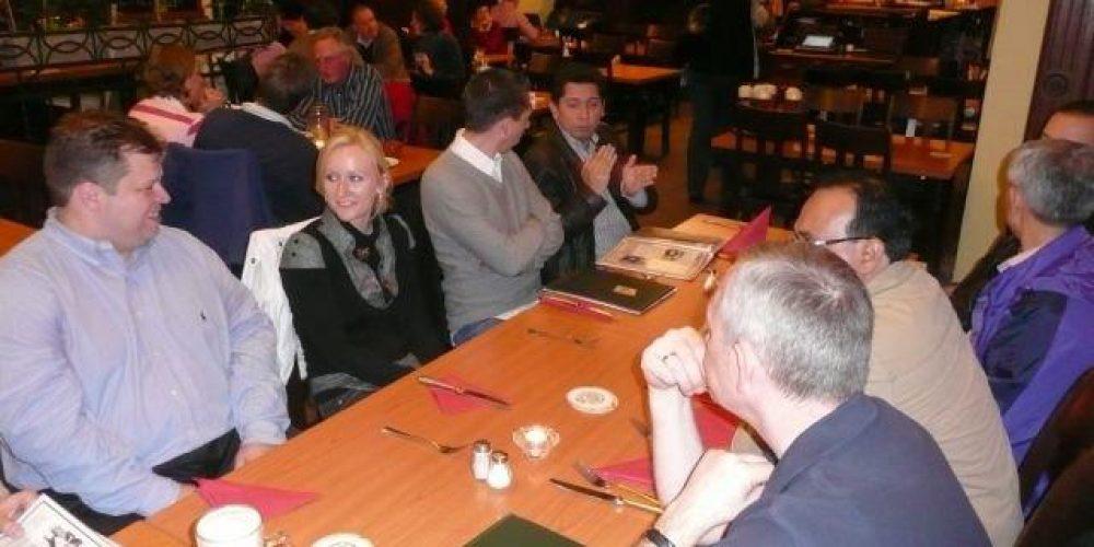 Bender Rep Meeting Germany April 2010