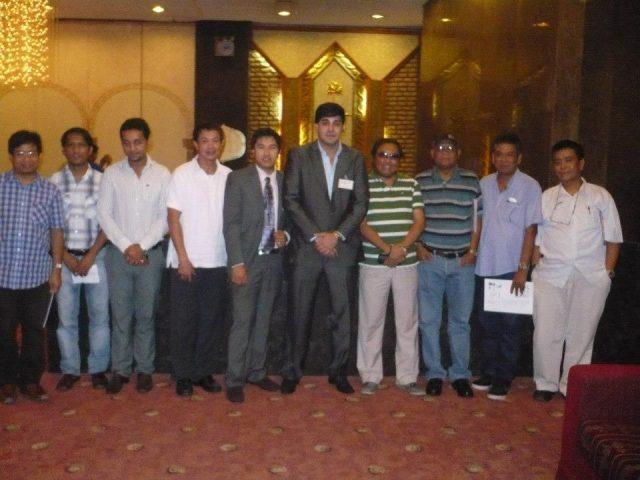 Bender GmbH Seminar 2012 in Dhahran KSA
