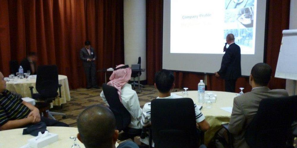 INAT & Bender KSA Seminar 2012